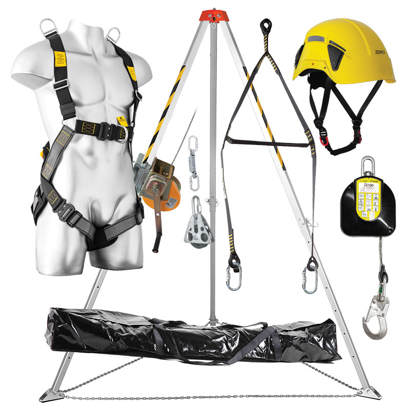 Abyss Confined space kit